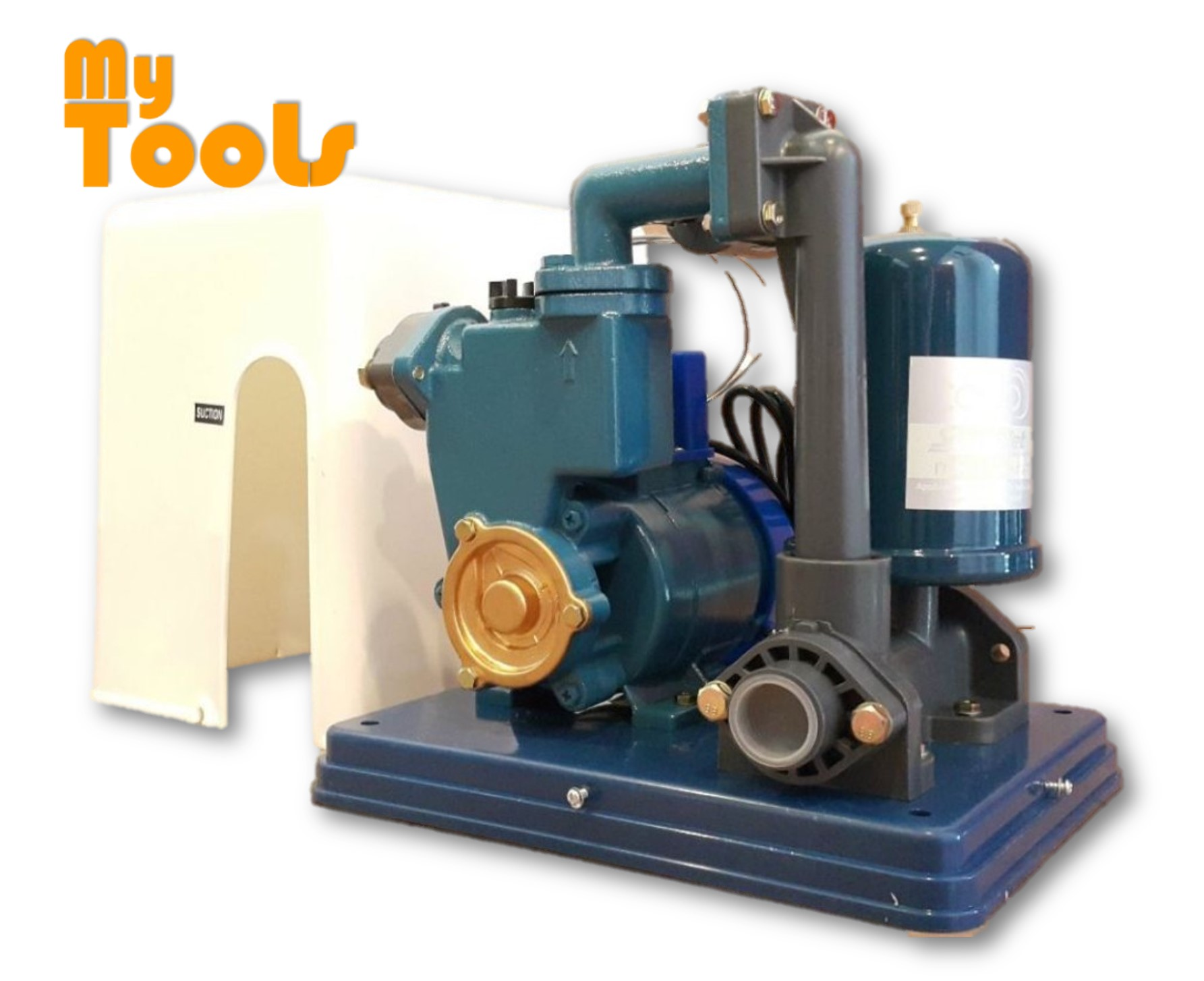 Birla 125W Automatic Self-Priming Peripheral Water Pump With Cover
