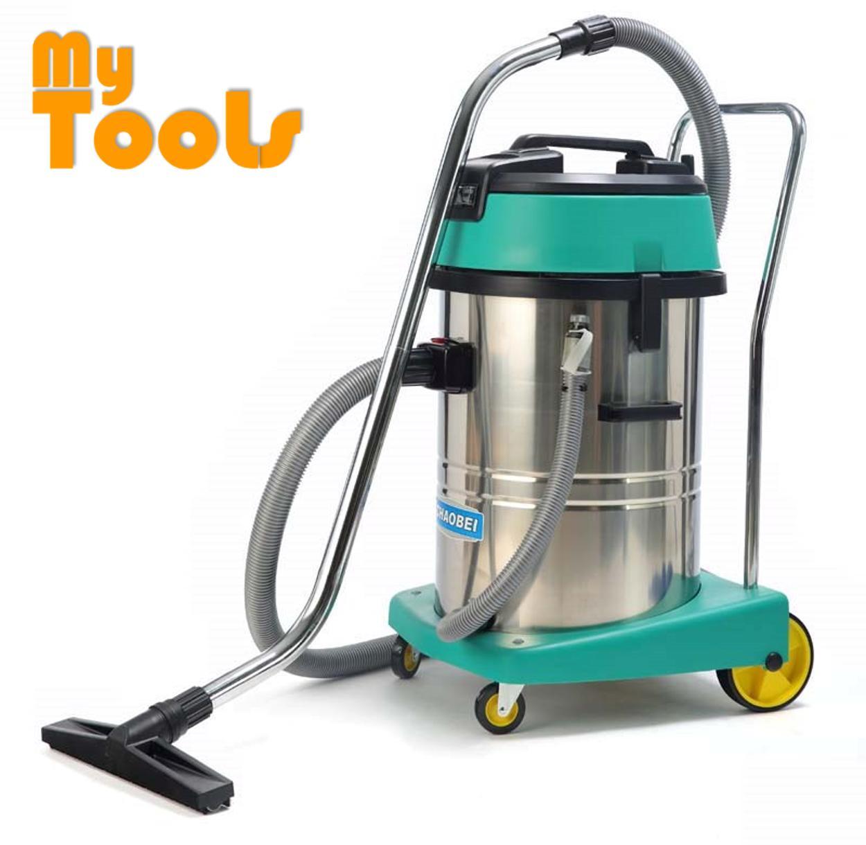 Mytools Industrial Wet & Dry Vacuum Cleaner 2 Motor 2000W