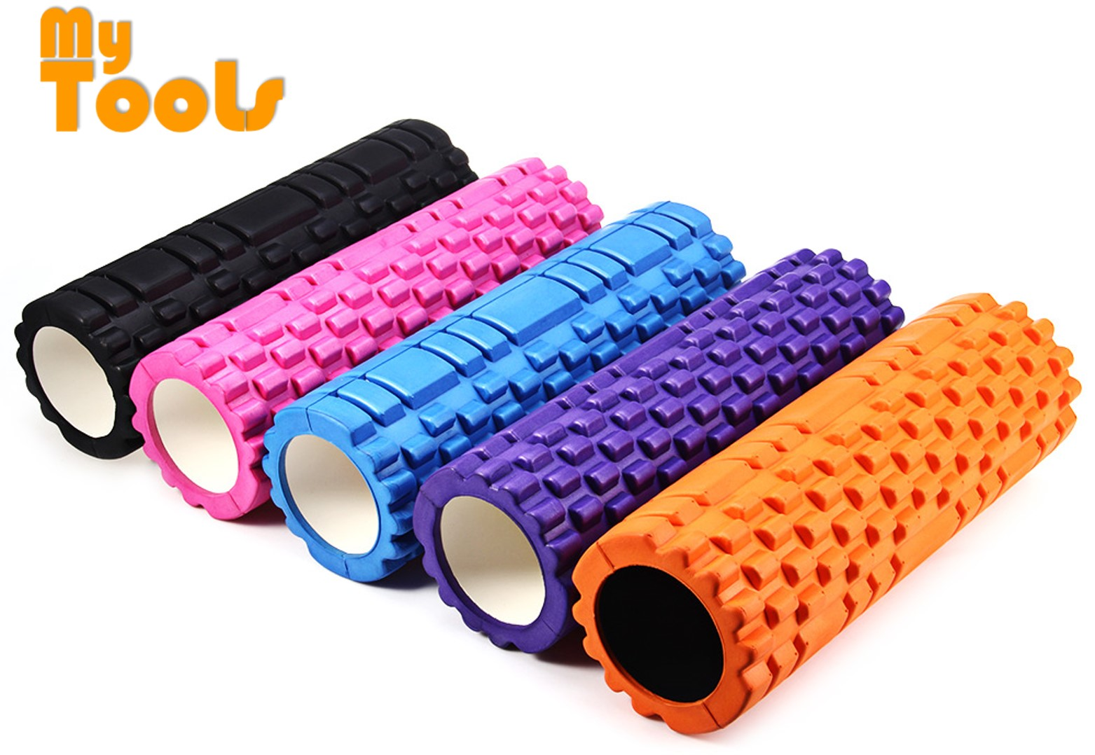 Mytools Fitness Exercise Therapy Yoga Foam Roller