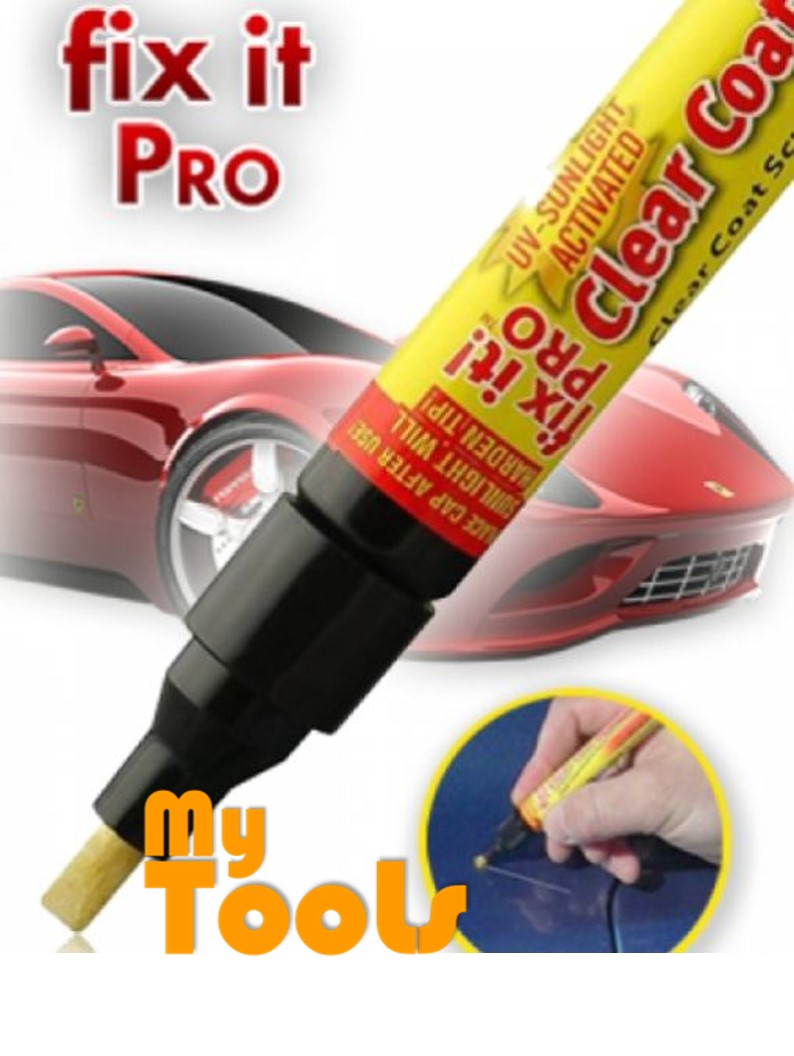 Mytools Car Scratch Removal Pen As Seen On TV Fix it Pro