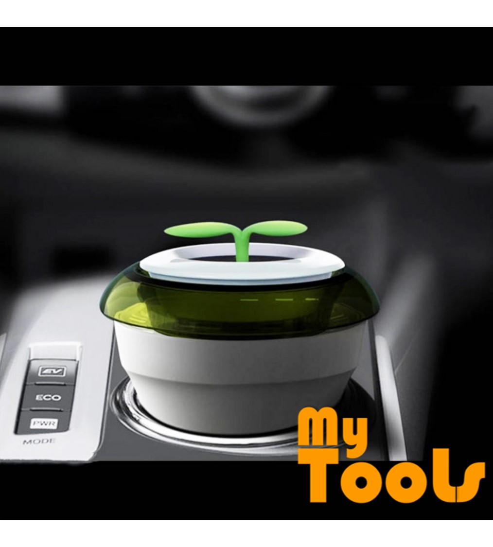 Mytools Portable USB Car Home Air Purifier Fresh Oxygen Ionizer Smoke Cleaner