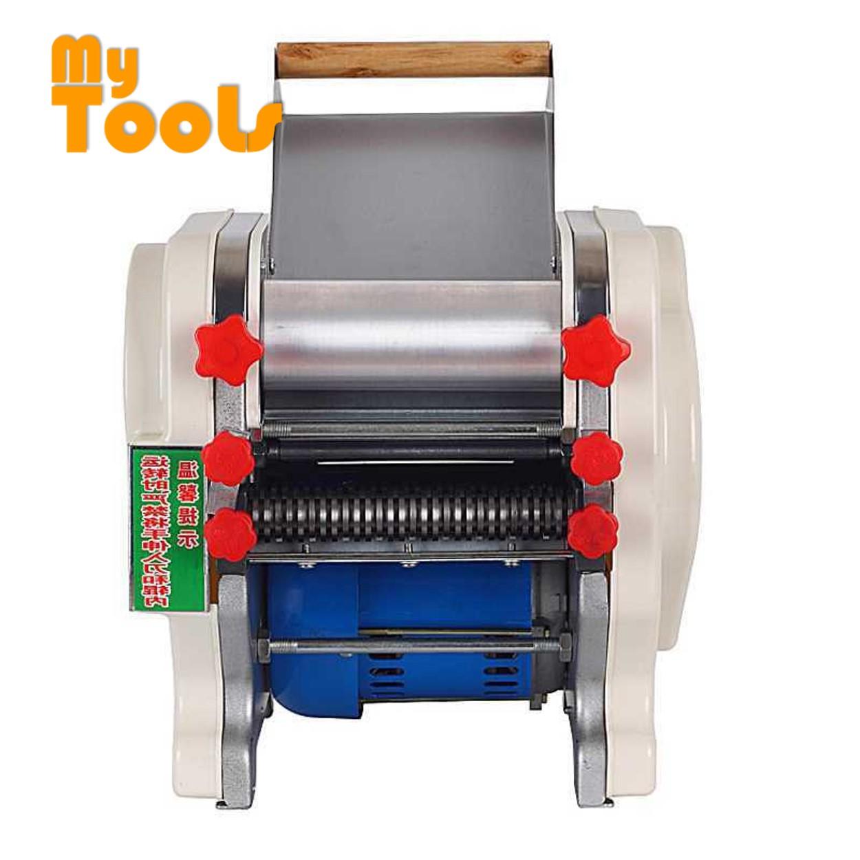Mytools Stainless Steel Noodles Maker Machine Dough Sheeter Cutter Pasta Pan Mee