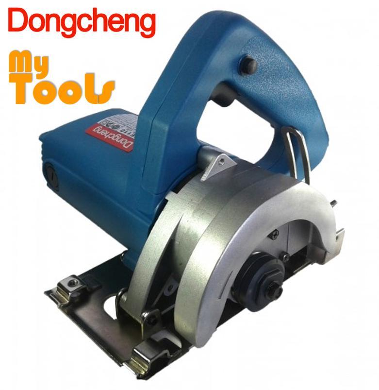 """Dongcheng DZE110 4"""" 110mm (4-3/8"""") Diamond Marble Cutter (Z1E-FF-110) (6 months warranty)"""