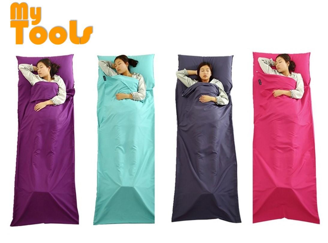 Mytools Foldable Cotton Travel Sleeping Bag