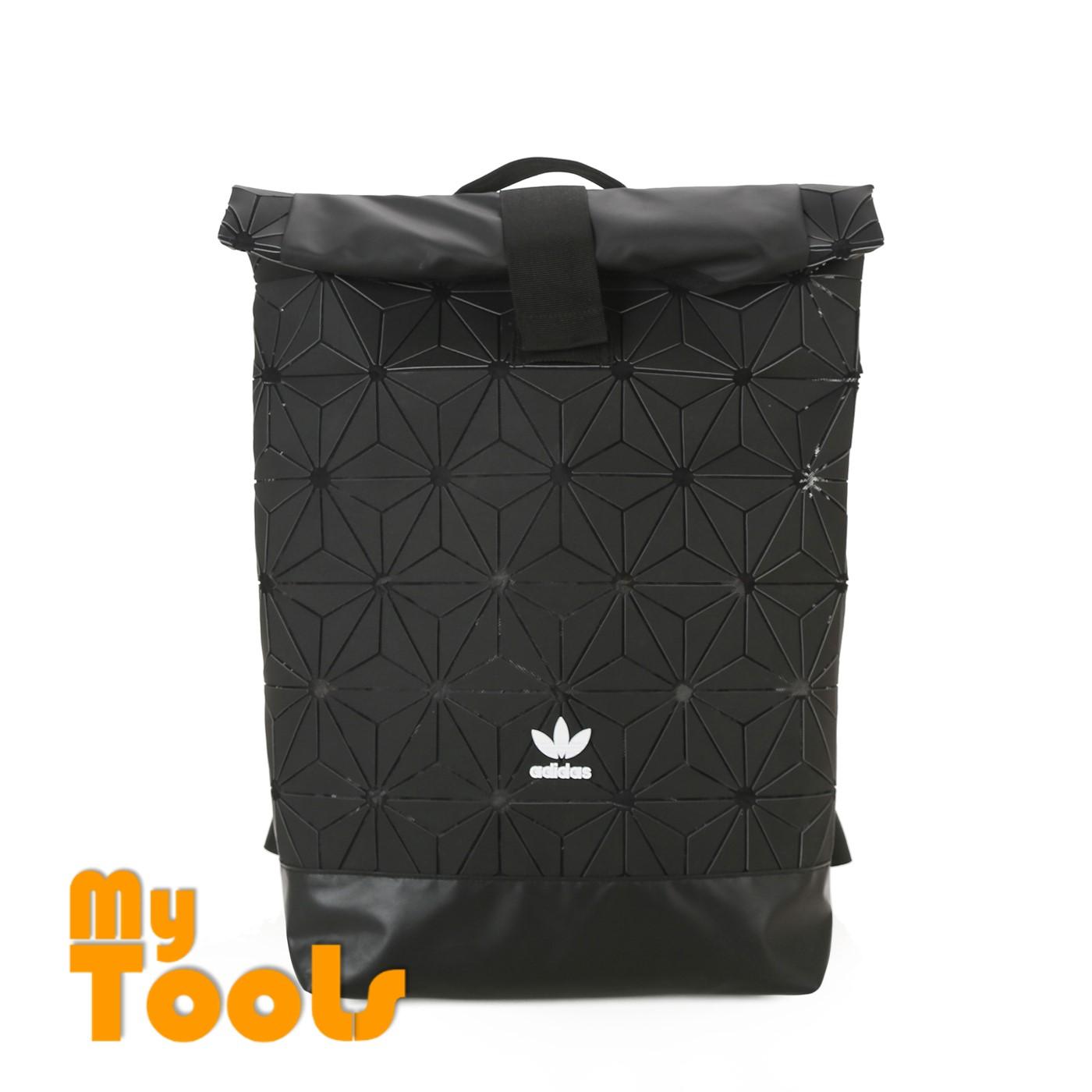 9e44c3a9e2 ADIDAS 3D Roll Top Backpack Travel Sport Fashion Men Women Bag