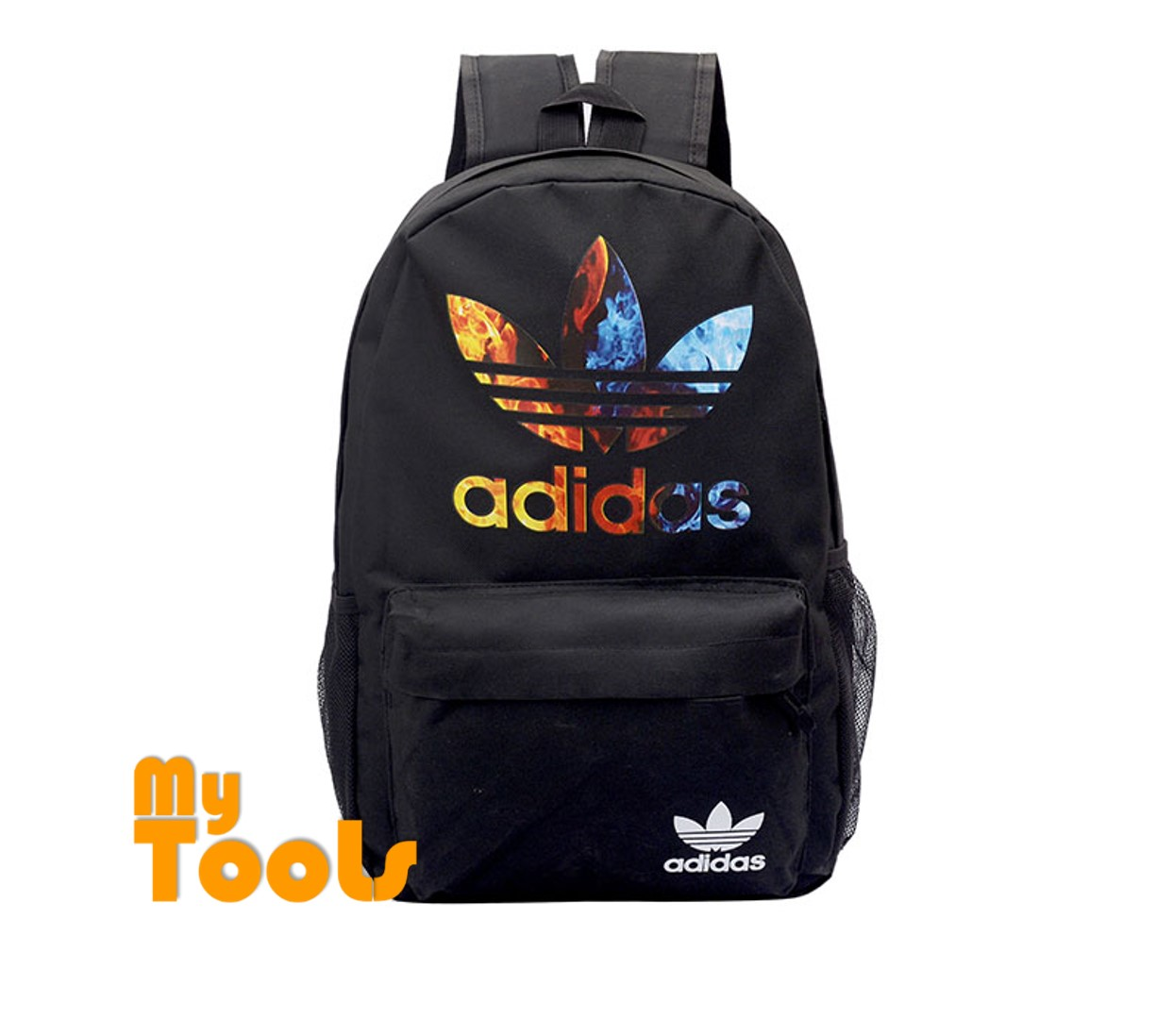 Adidas Laptop Sport Travel Backpack School Bag (Fire) aadc4a4737614