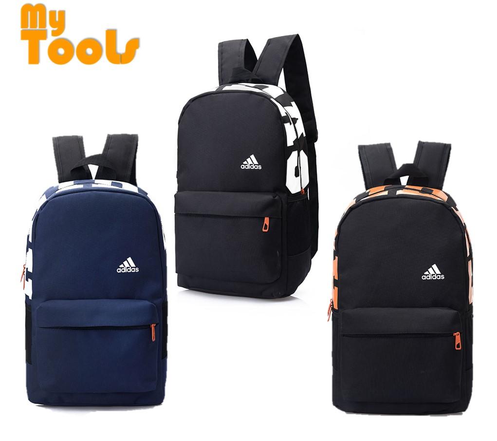 f9a32555ca Adidas Stylish Big Words Fashion Sport Travel School Backpack Bag