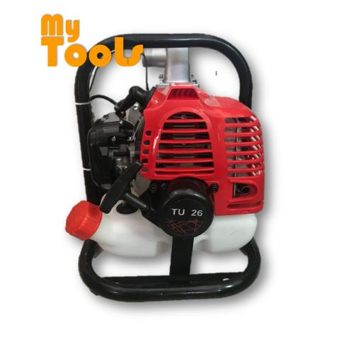 "Mytools TU-26 1"" (25mm) 2-Stroke Petrol Engine Handy Driven Water Pump"