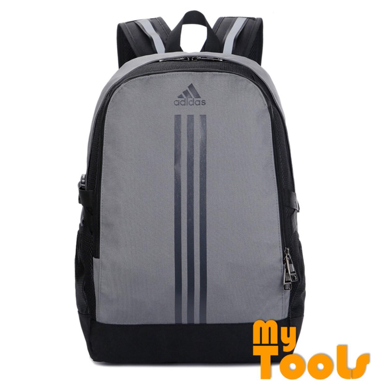 Adidas Stylish Fashion Sport Travel School Backpack Bag Top Logo