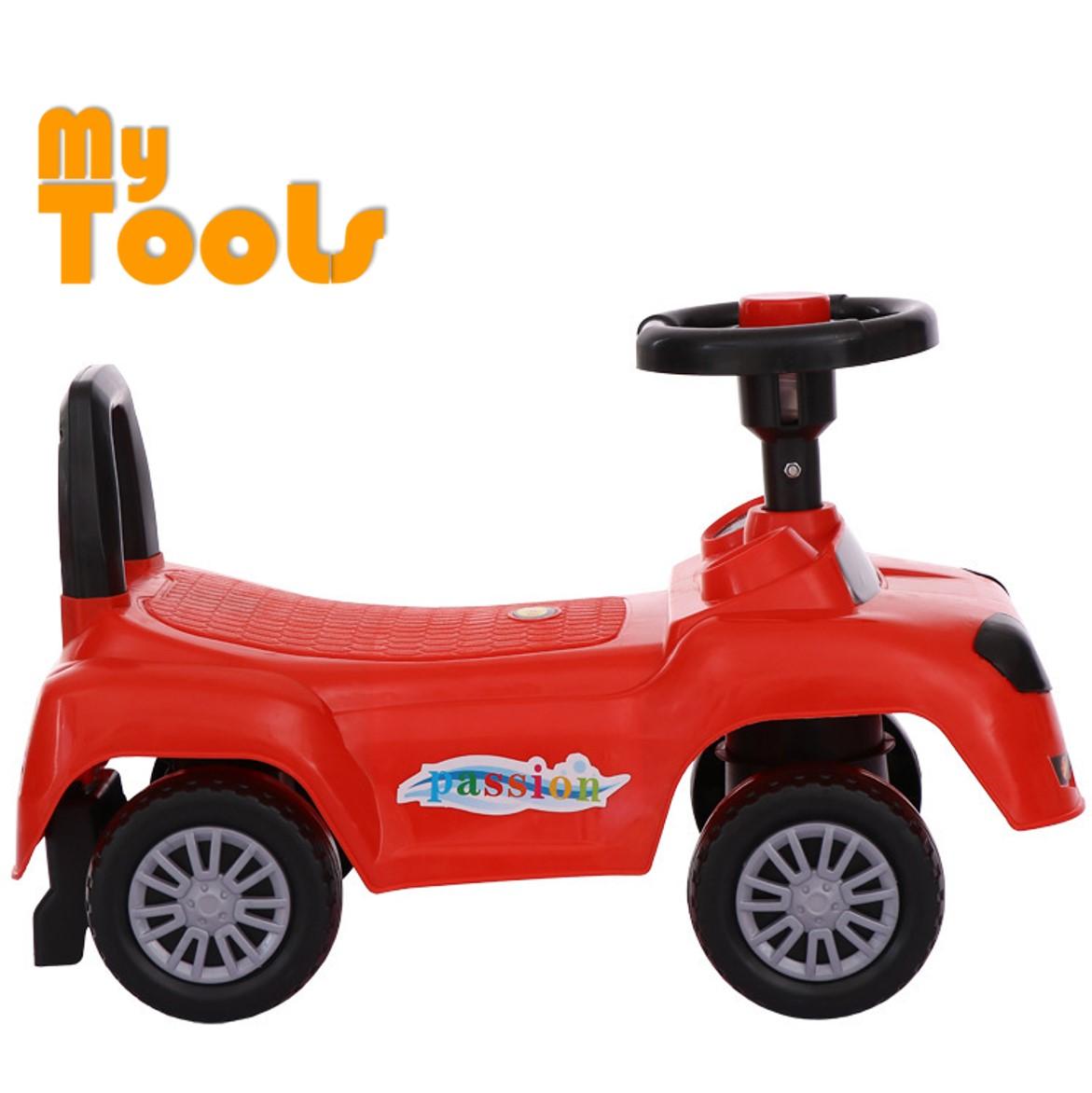 Mytools Children Mini Riding Scooter Push Ride On Car Kids Toys Horn