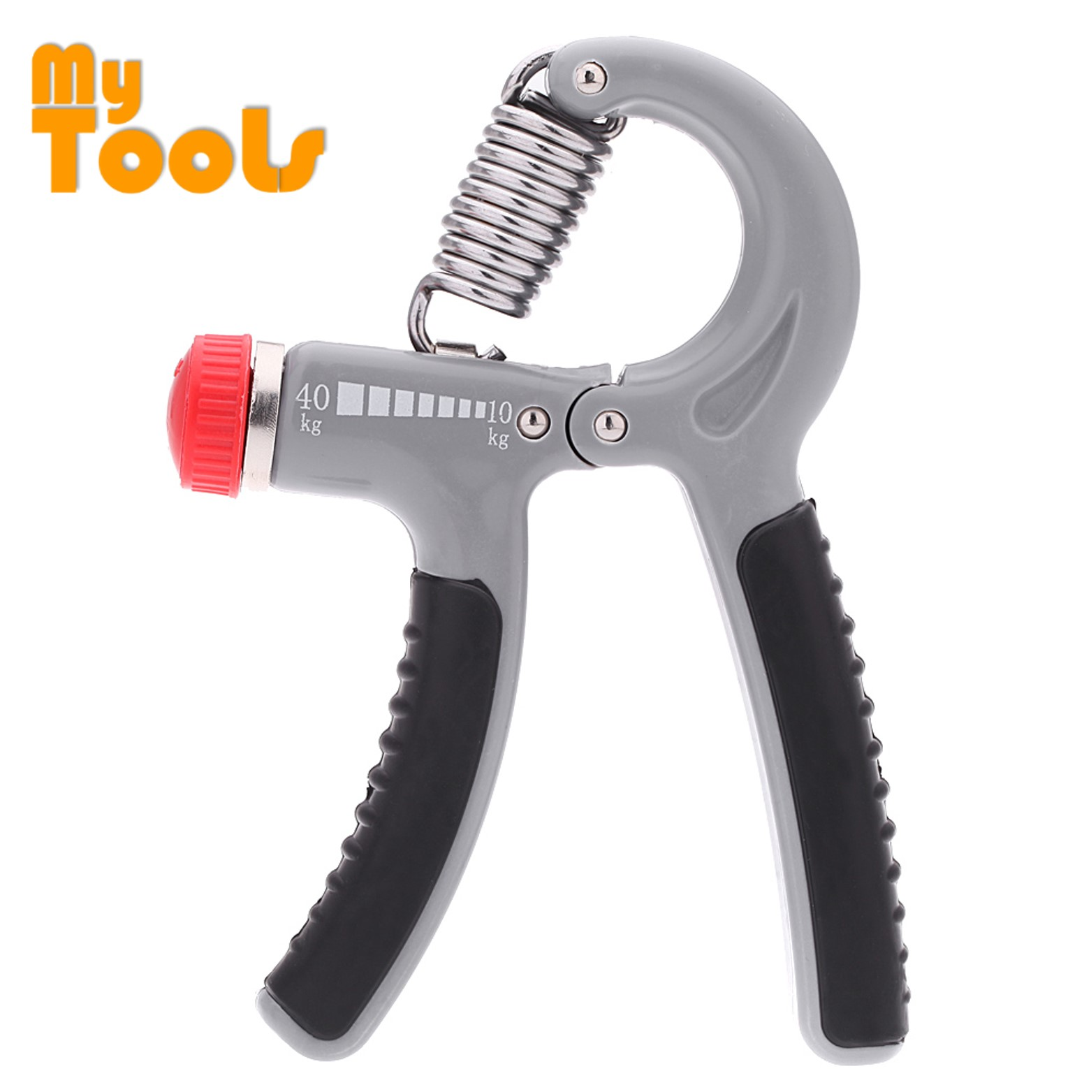 Mytools 10-40 Kg Adjustable Hand Grip Power Gripper Fitness Wrist Strength Training