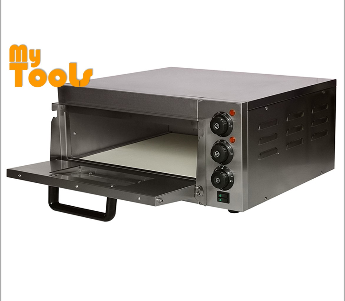 Mytools 2300W Commercial Infrared Electric Oven 1 Deck 1 Tray