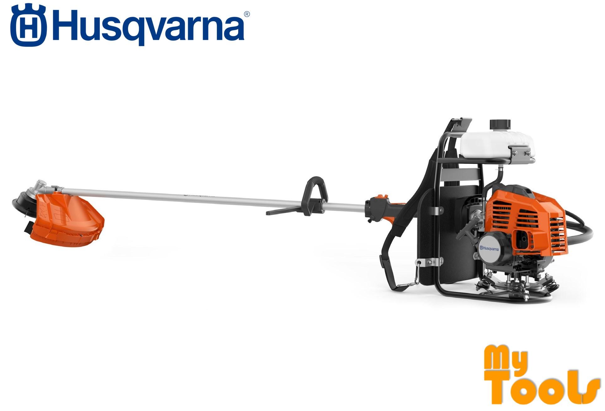 Husqvarna 131RB Knapsack Grass Cutter Brush cutter 33cc, 0.9kW, 10.2kg