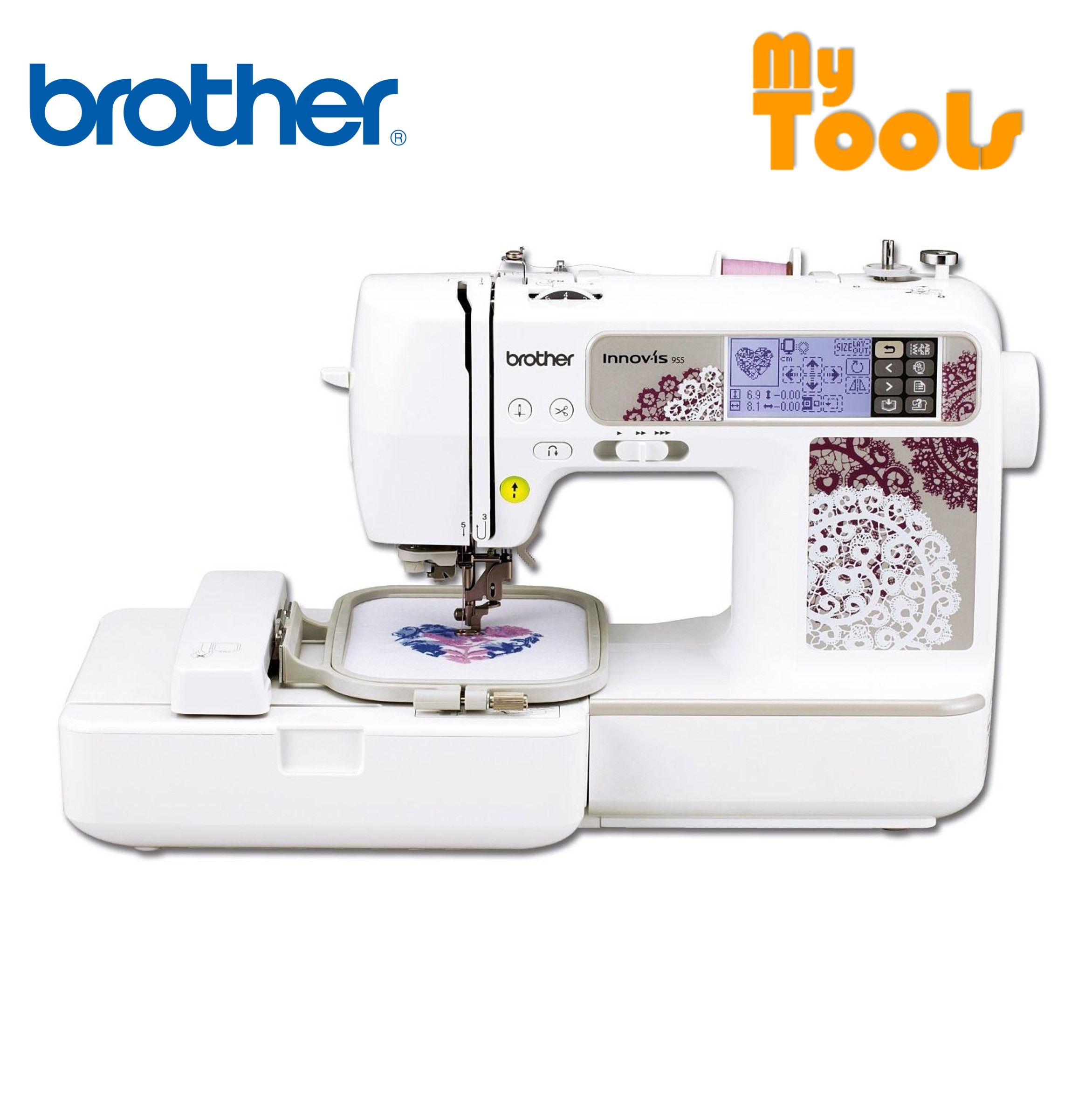 Brother Innov-Is 955 NV955 Sewing And Emboidery Machine