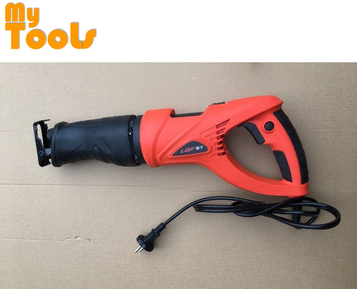 Mytools Electric Reciprocating Sabre Saw Wood Metal Plastic Pruning 180 Degree Turning Modes