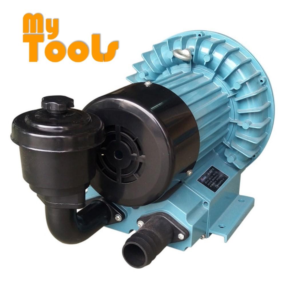 RESUN GF-370 370W 620L/min Electric Air Ring Blower Aquarium Seafood Compressor Pond Aerator Pump