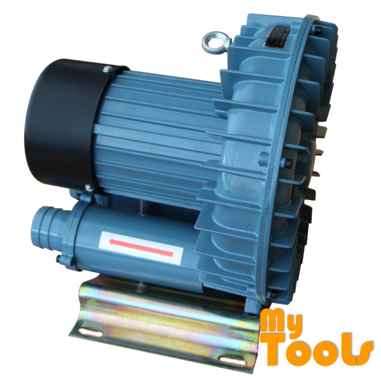 RESUN GF-1100 1100W 1800L/min Electric Air Ring Blower Aquarium Seafood Compressor Pond Aerator Pump
