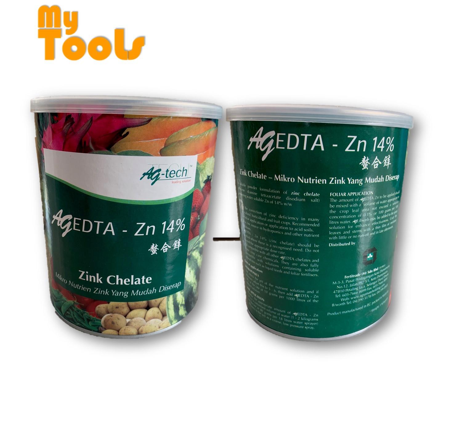 Mytools AG Zinc EDTA Zink Zn MicroNutrients Micro ...
