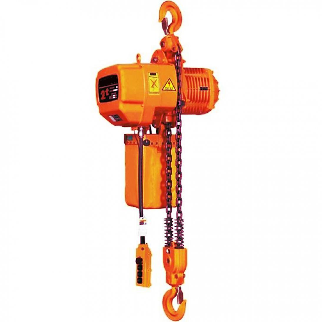 Himitzu 1 Ton x 8M 6.8m/min Electric Chain  Hoist