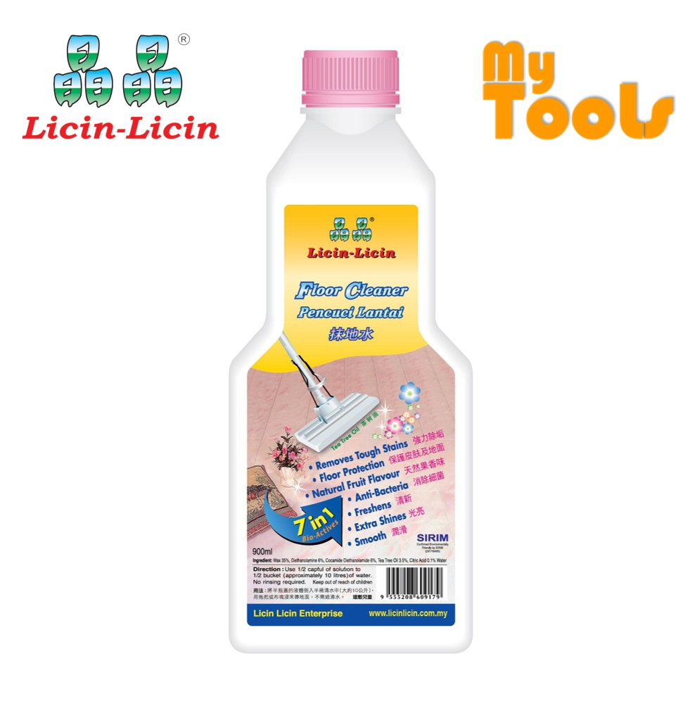 Licin Licin 7 in 1 Floor Cleaner by Mytools