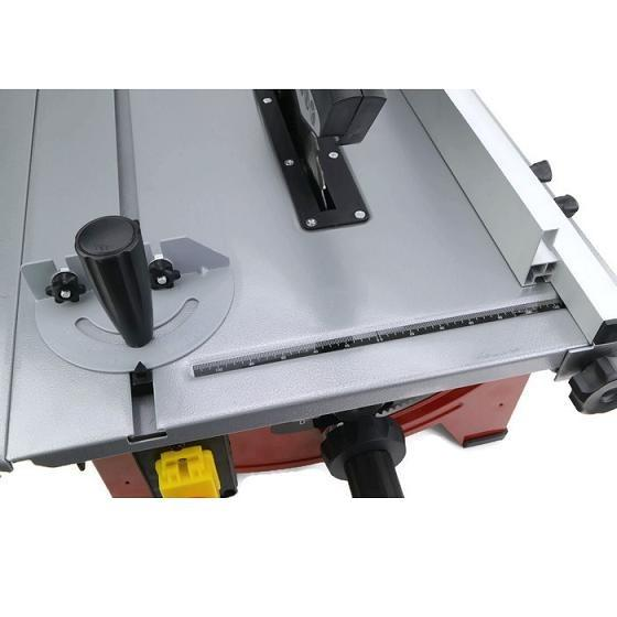 "Jifa 1200W 8"" Benchtop Table Saw with Extended Table JF72102"