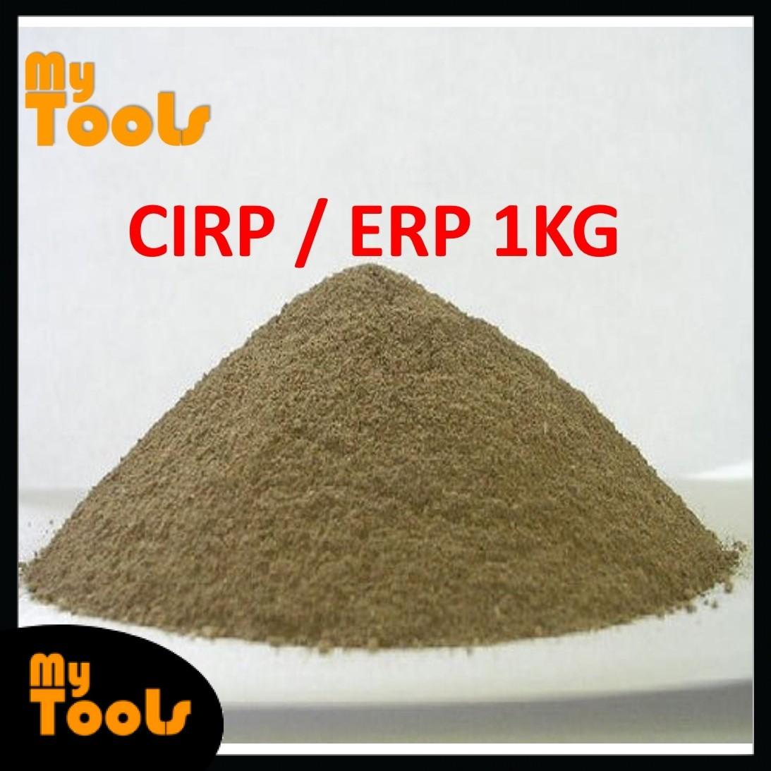 Mytools 1KG CIRP / ERP Christmas Island Rock Phosphate Egyptian Rock Phosphate Baja Akar