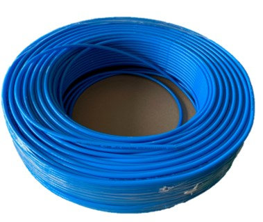Mytools 200 Meter 6mm x 4mm Pneumatic Polyurethane PU Air Compressor Hose Tube Blue