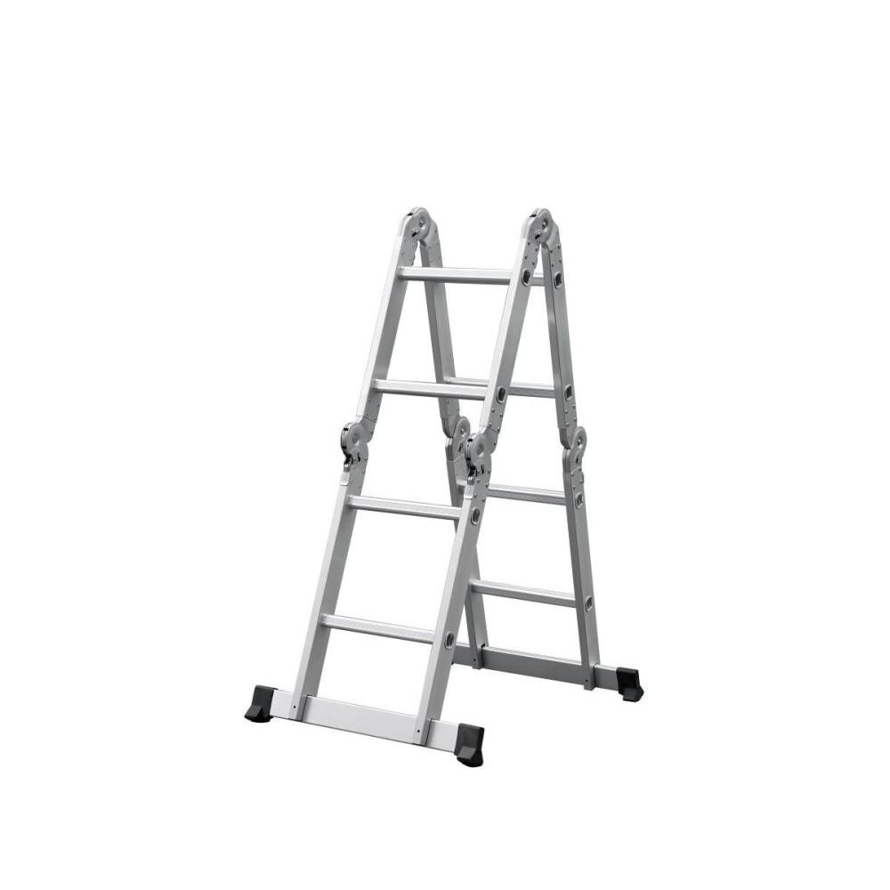 8 Step 8Feet Multipurpose Aluminium Ladder (Heavy Duty)