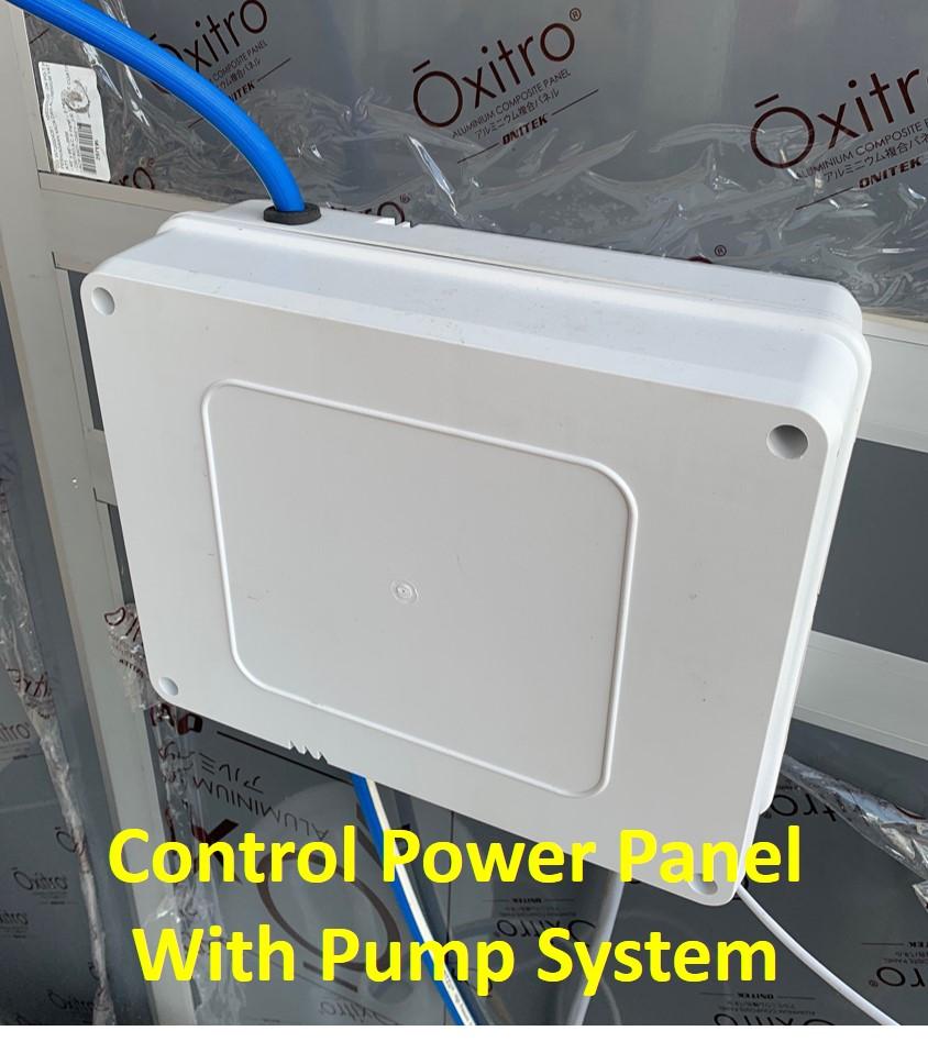 Mytools Auto Spraying Sanitizing Gate System Sanitizer Gems Killing Safety Precaution System