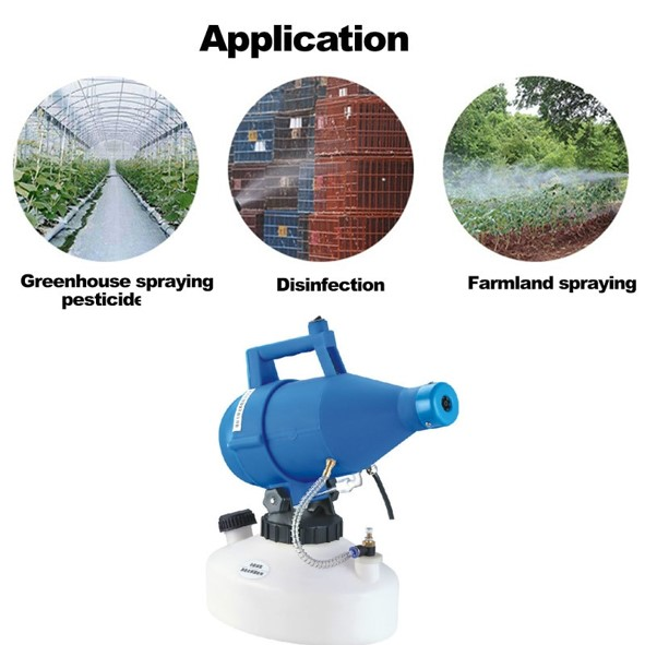 Mytools 1200W 4.5L Intelligent Electric ULV Fogger Sprayer Mosquito Killer Disinfection Machine Insecticide Atomizer Fight Drugs