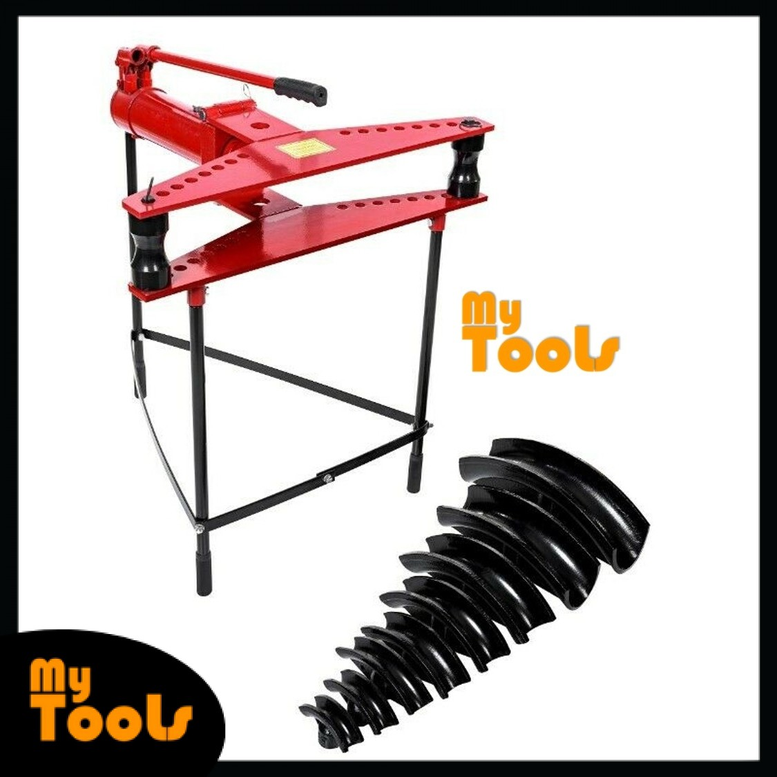 Mytools 16T 16 Ton Hydraulic Pipe Bender with Stand
