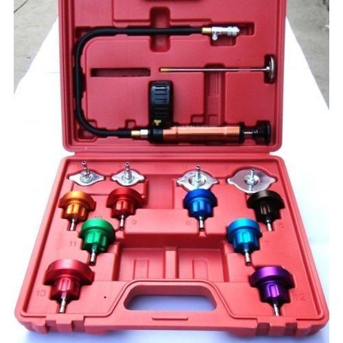 Automotive Tank Leak Detector 14pcs / Automotive Cooling System Tester