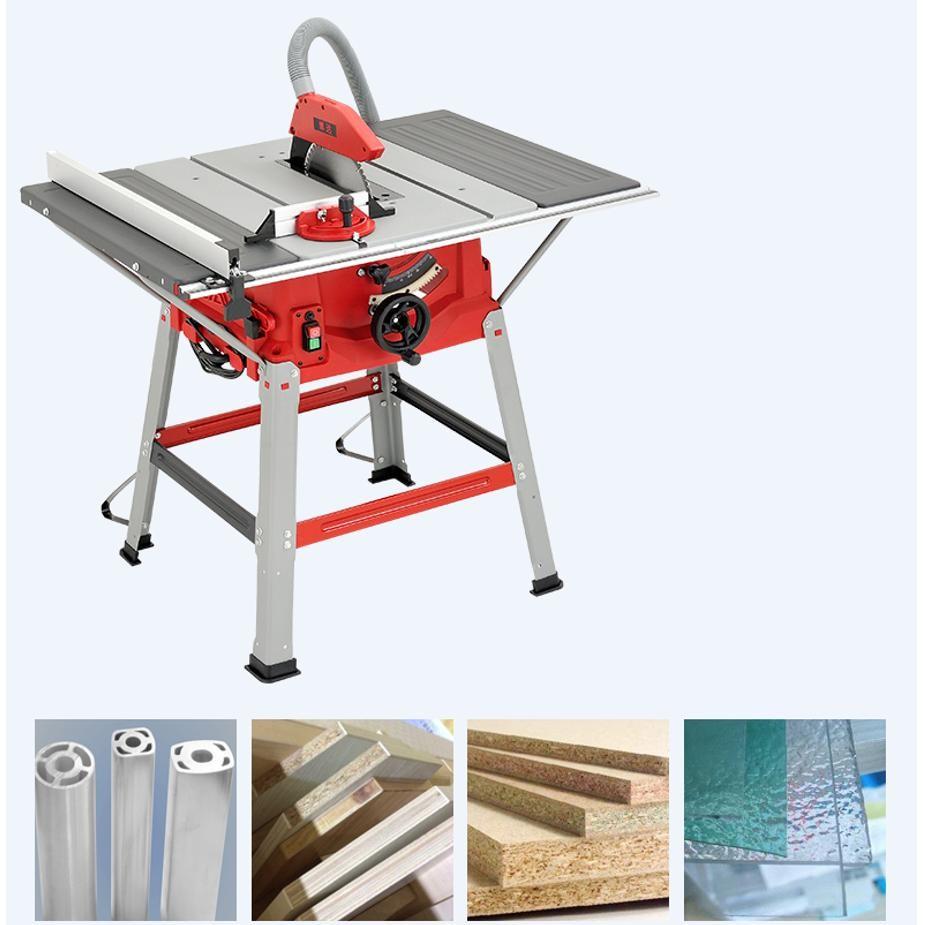 """Boda BD10L 1.8kW 10""""/254mm 1.2m Table Saw Machine"""