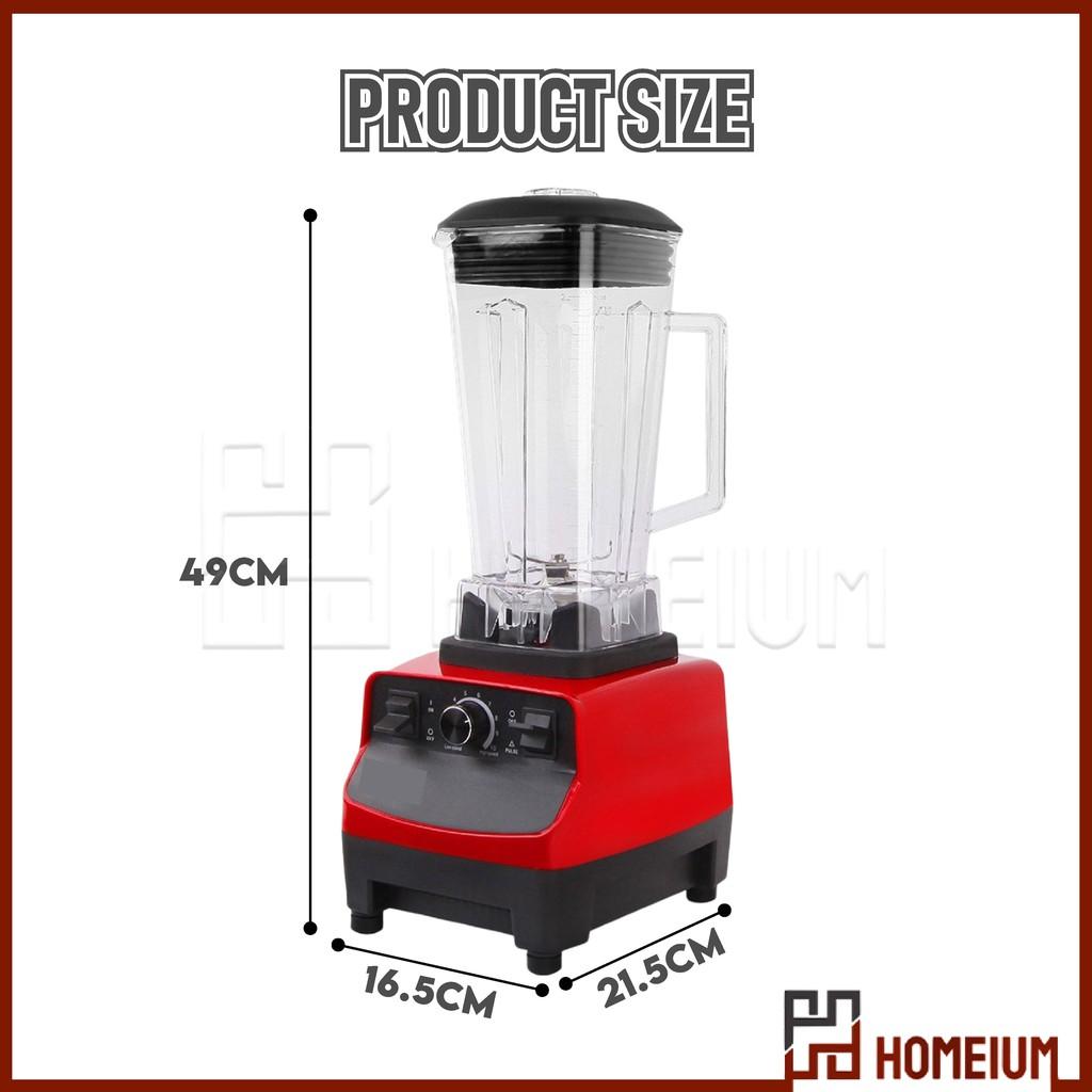 Mytools Heavy Duty Multipurpose Commercial Ice Blender