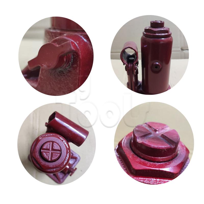 16 Ton Heavy Duty Hydraulic Bottle Jack