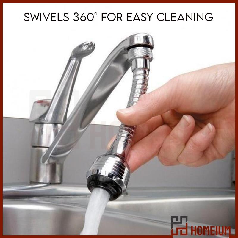 Mytools Flexible Faucet Sprayer Turbo Flex 360 Sink Faucet Sprayer Jet Stream Faucet