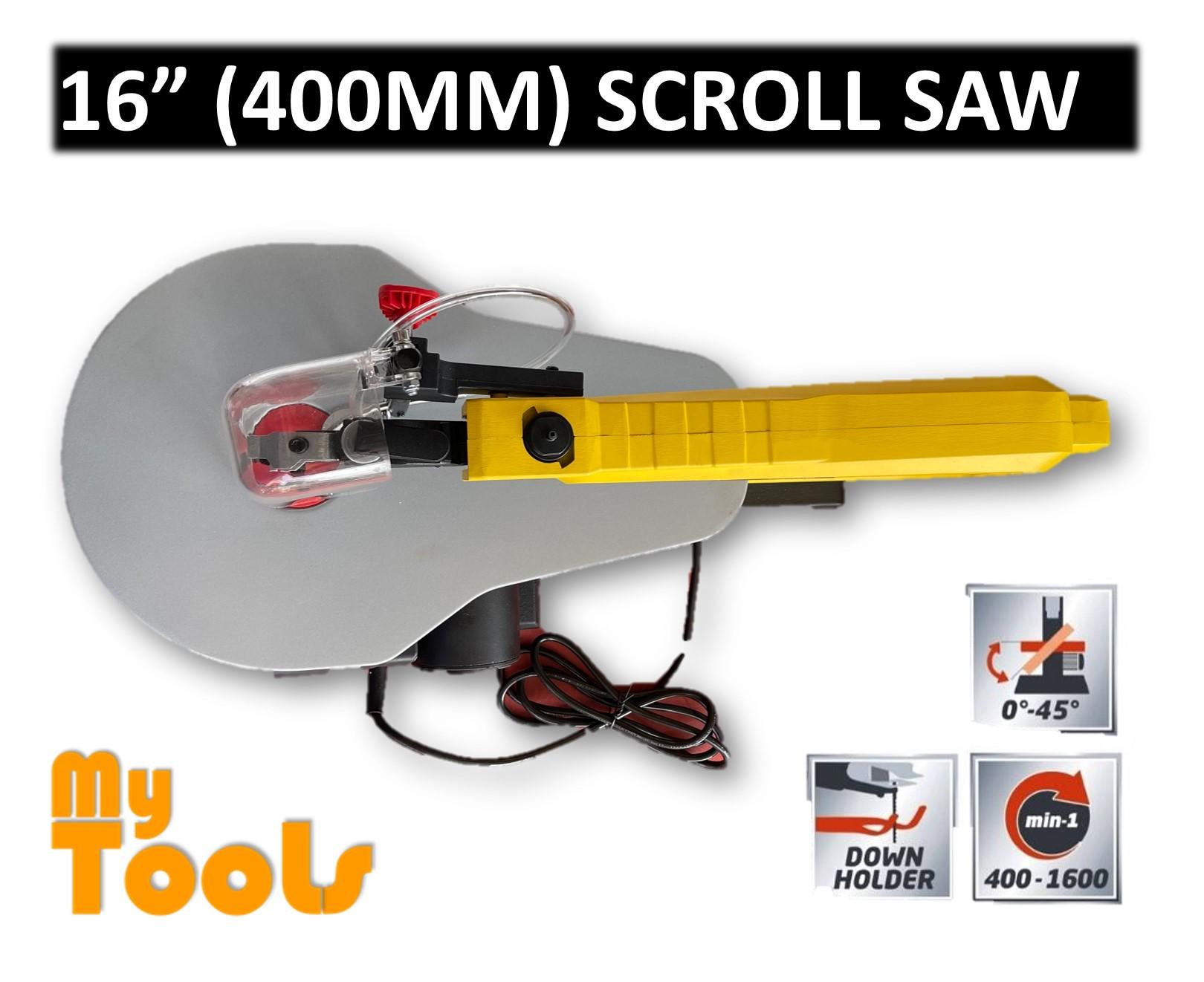 "Mytools 16"" (400mm) Professional Scroll Saw Machine"