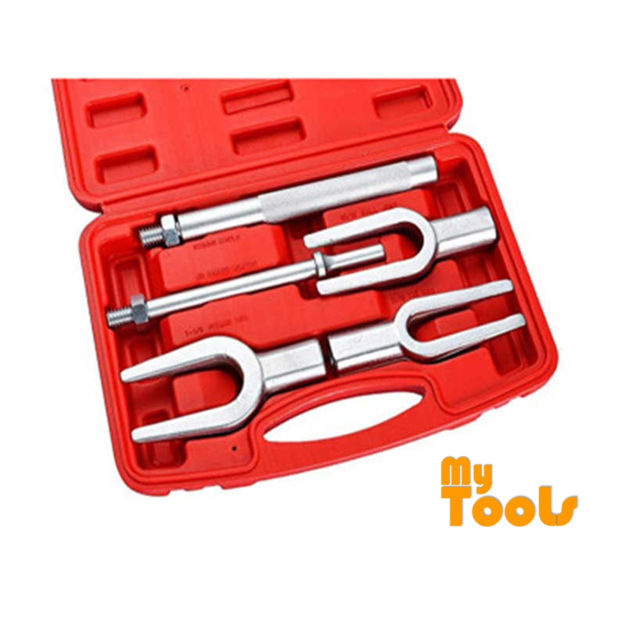 Mytools 5PCS Ball Joint Separator Tie Rod Pitman Arm Tools Kit Pickle Fork