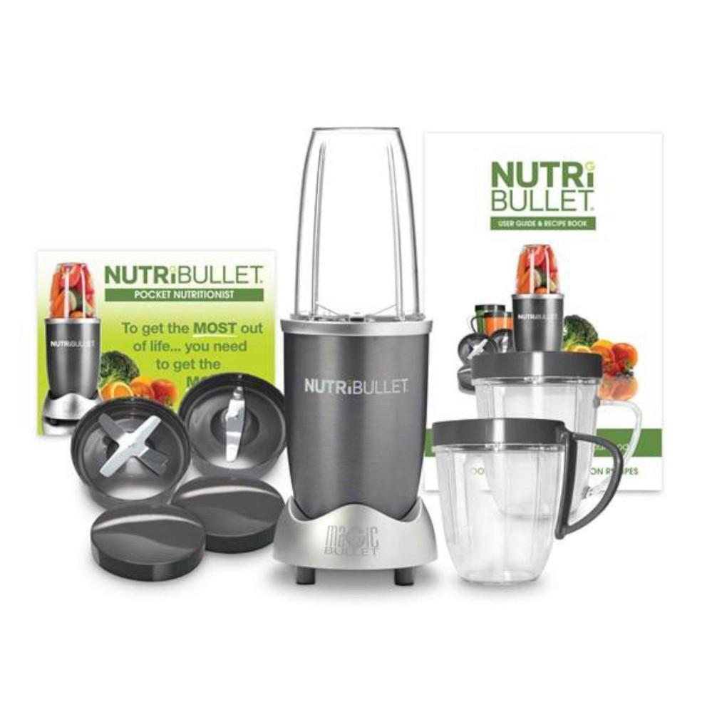 Nutri Bullet 12 Pcs Extractor BPA FREE 600W  Multifunctional Juicer Food Processor Nutribullet Blend