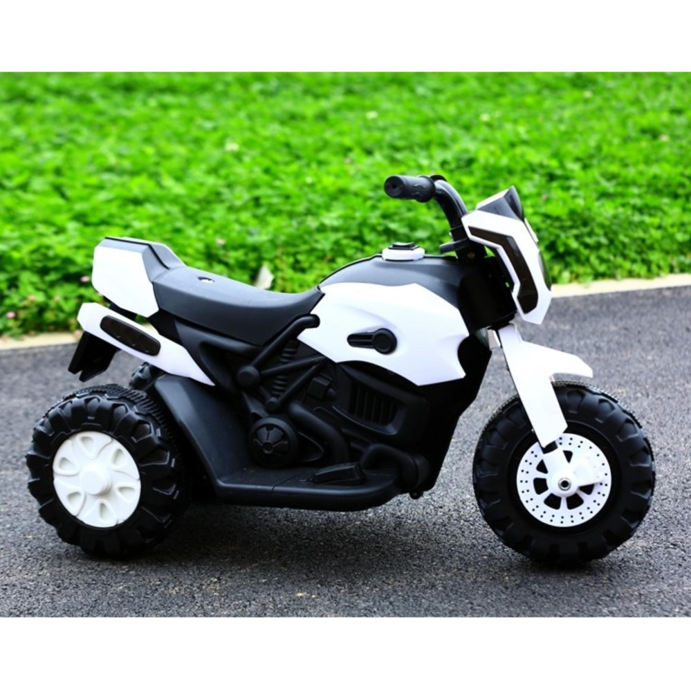 Kids 6V Battery Electric 3 Wheel Tricycle Motorcycle Bike Bicycle scooter
