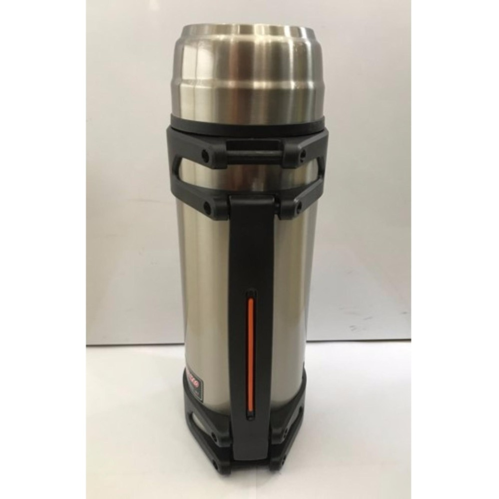 2L Thermal Vacuum Sports Travel Outdoor Camping Thermos Flask 304 Stainless Steel Bottle with Double
