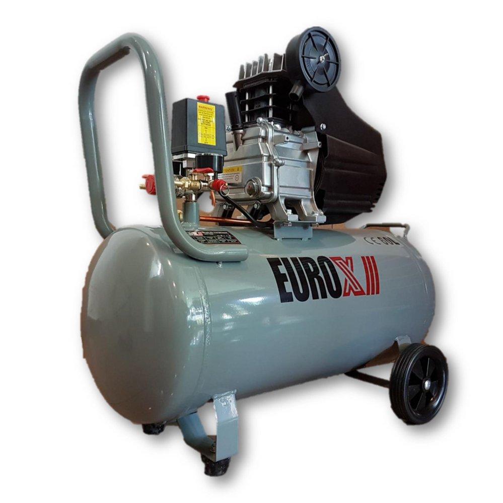 EuroX 3.0HP 50Liter Direct Driven Air Compressor