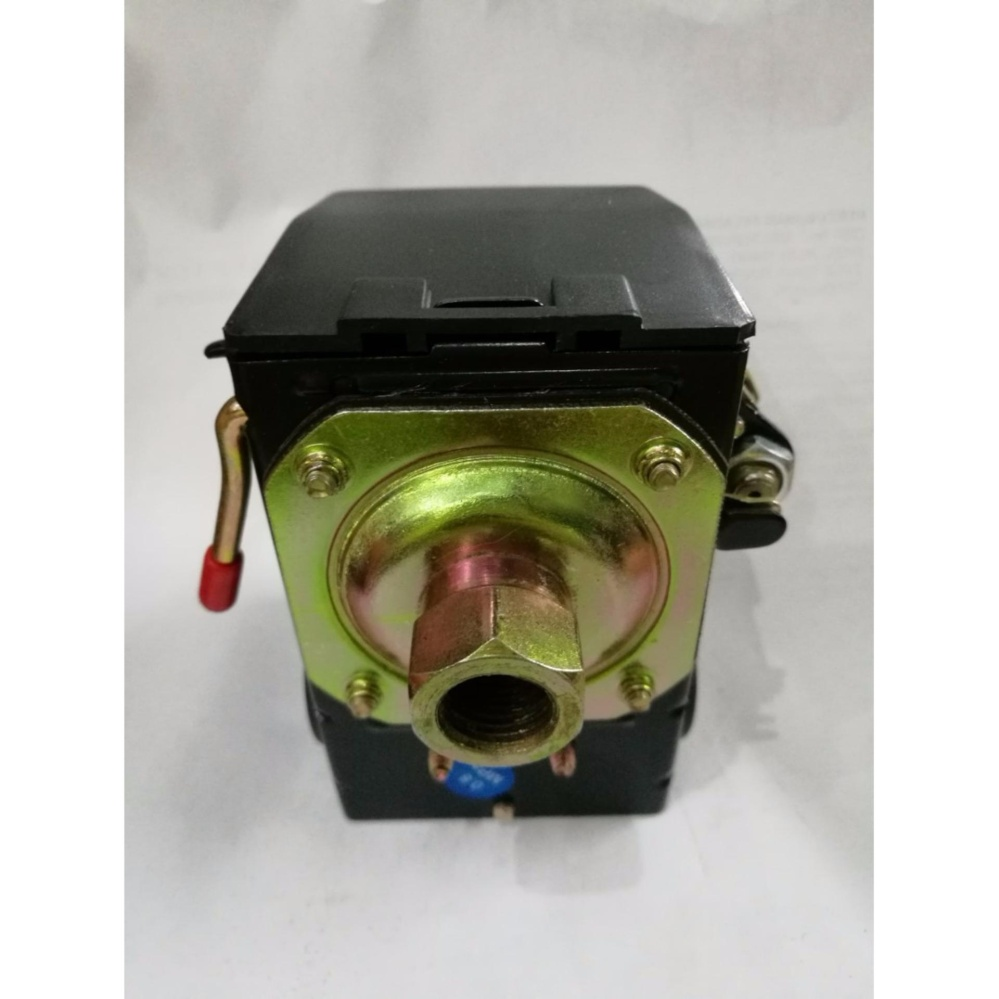 Air Compressor Automatic Pressure Switch 8Bar 1-Way 1/4""
