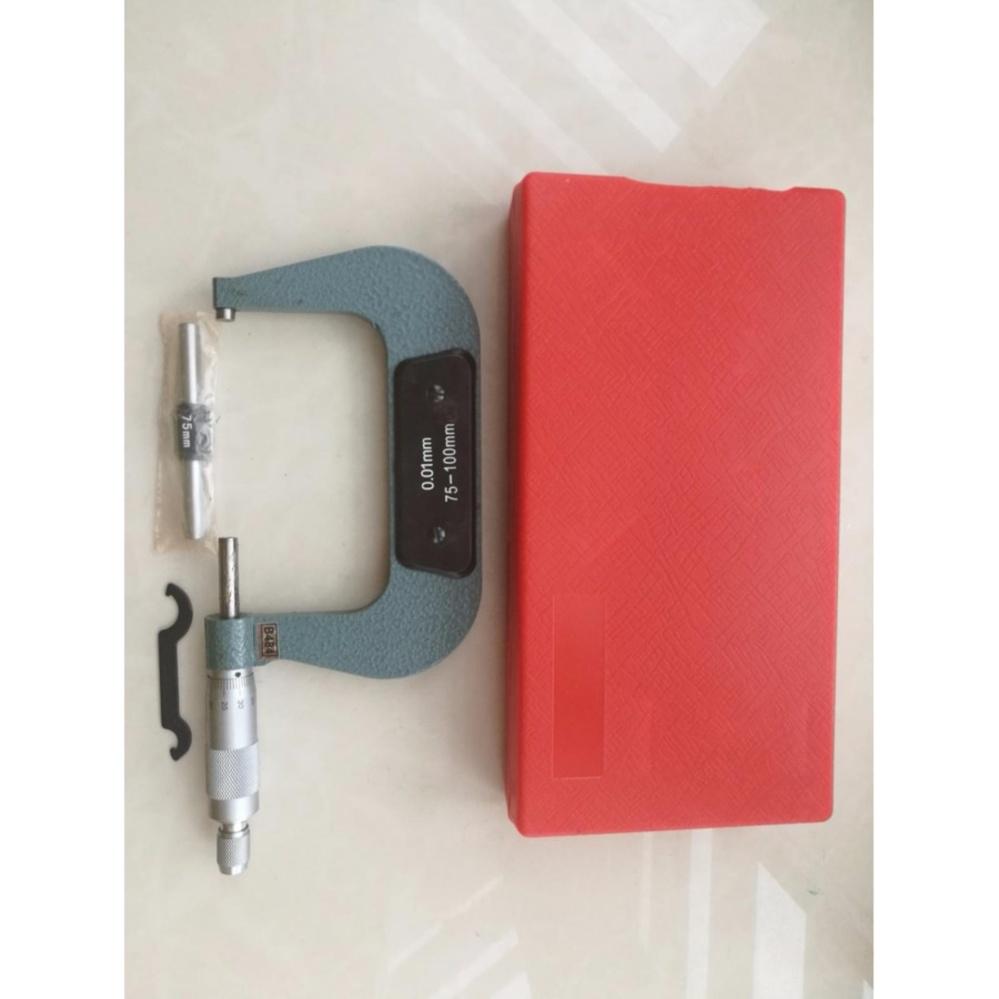 75-100mm Outside Micrometer / External Micrometer