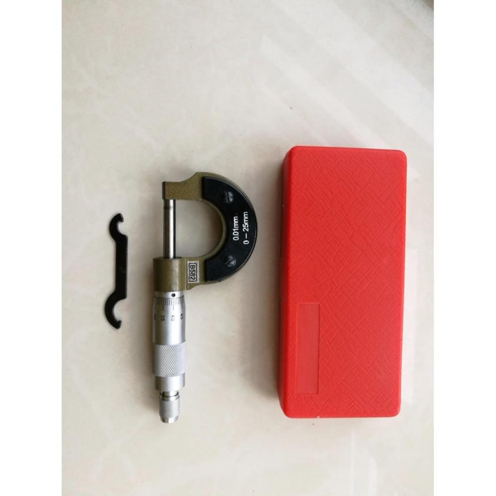 0-25mm Outside Micrometer / External Micrometer