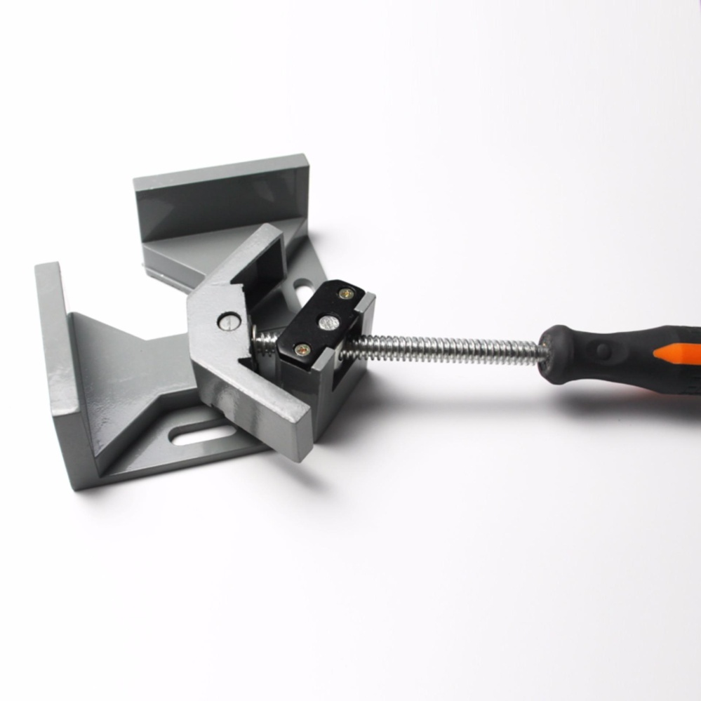 90 Degree Corner Tool Right Angle Vice Welding Woodworking Clamps