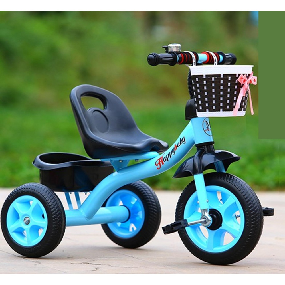 Kids Tricycle Baby Walker Bicycle Children's Outdoor Toys Bicycles Ride On Bikes
