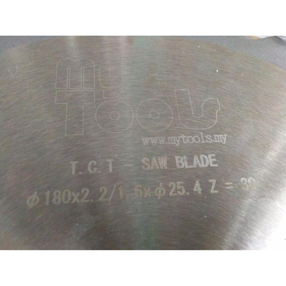 Mytools 7-1/4inch 184mm 30 Teeth Wood Circular Saw Blade