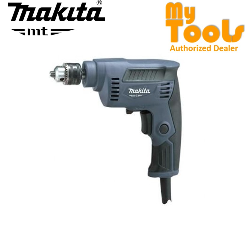 "Makita MT M6501G 230W 1/4"" (6.5mm) High Speed Drill"