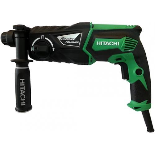 Hitachi DH26PC 830W 26mm 3 Modes Rotary Hammer